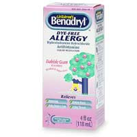 benadryl picture